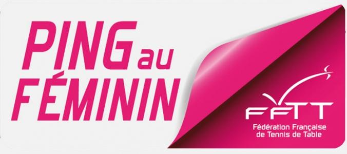 Logo Ping au feminin